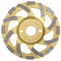 Coronas de desbaste