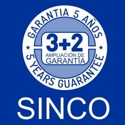 Extensión de Garantía SINCO + 2 Años.