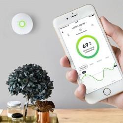 Gas radón mediciones a tu móvil