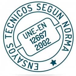 Pintura Térmica y Acústica certificada con ensayos según norma UNE-EN 12667 2002