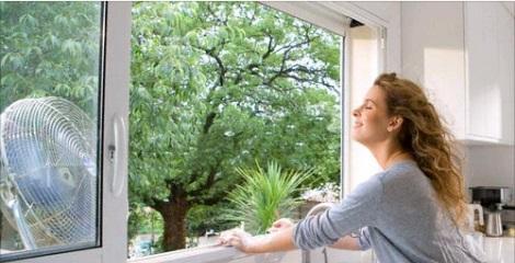 Elimina la condensación aprendiendo a ventilar tu vivienda