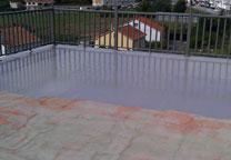 Impermeabilización de terrazas antifiltración