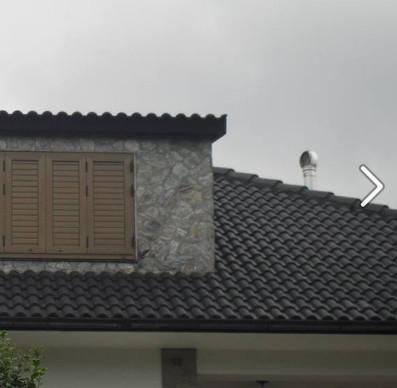 Impermeabilizaci n de tejado con pintura impermeabilizante - Impermeabilizacion de tejados ...