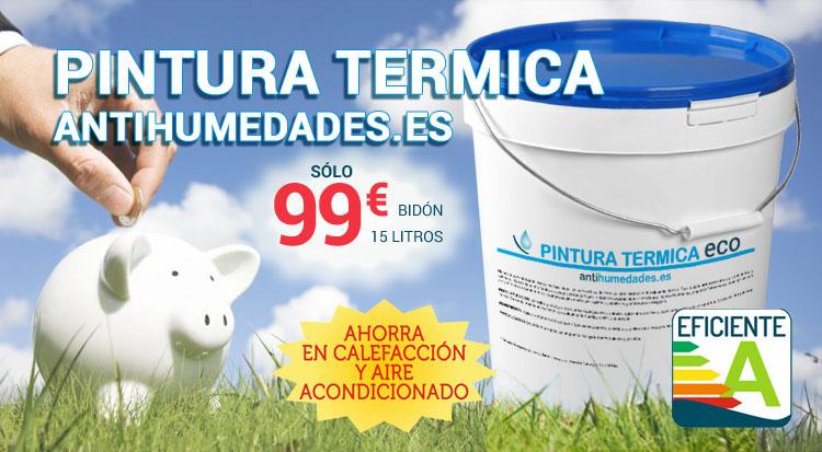 Pintura termica ECO de Antihumedades.es