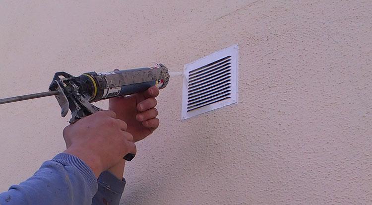 Puedes instalar tu mismo el sistema de ventilación sin llamar a profesionales