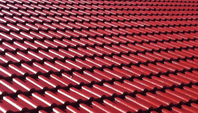 Impermeabilización de tejados con pintura paint new roof