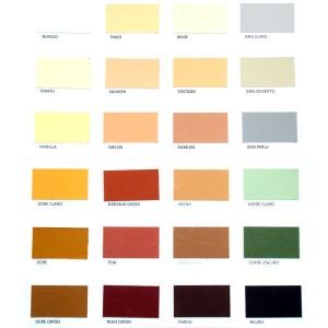 Carta de colores de Paintcal de Idroless