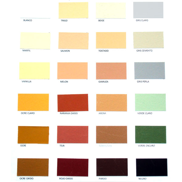 carta de colores para pintar paredes trendy gama de