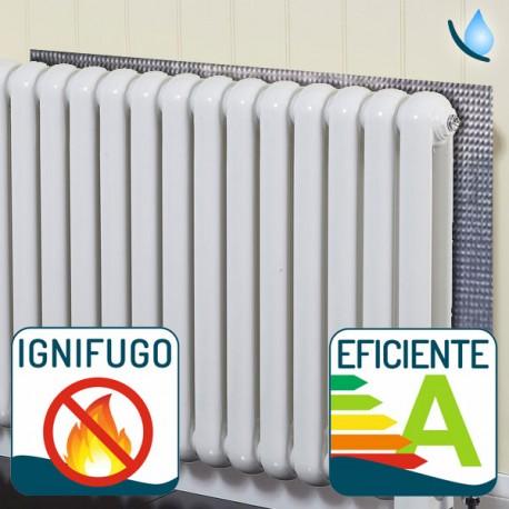 Los Paneles Reflectantes permiten un ahorro energético importante