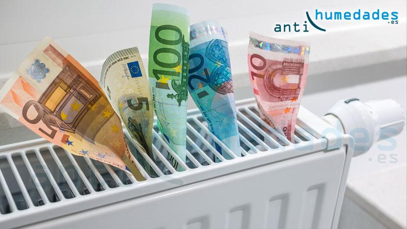 Como ahorrar dinero en calefacción aislando bien tu vivienda