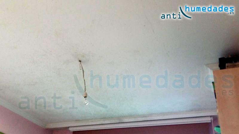 Humedad por condesacion en techo habitacion - Problemas de condensacion ...