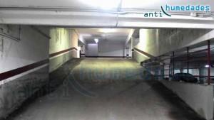 Las humedades en garajes y trasteros pueden dañar la estructura