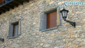 Hidrofugos en fachadas