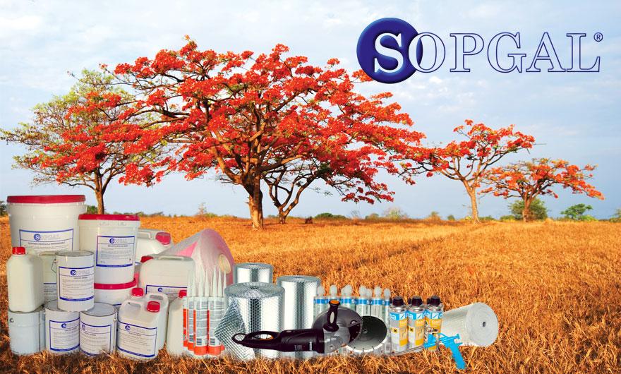 Productos anti humedades de Sopgal