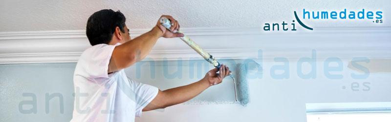 Impide que los hongos y ácaros proliferen en tus paredes y techos con Paintcal de Idroless