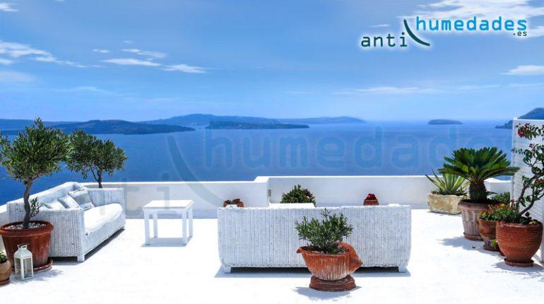 3 soluciones para aislar t rmicamente terrazas fachadas y for Como hacer una terraza techada