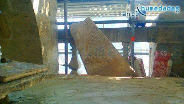 Productos Kimia para reparacion de humedades y restauración de edificios historicos