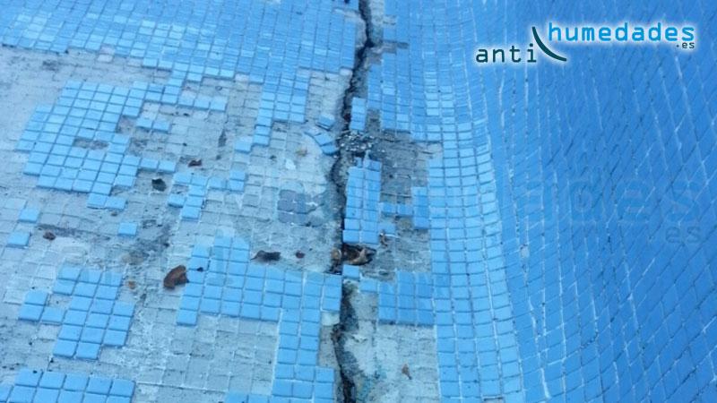 Como reparar las grietas y proteger tu piscina del paso for Piscinas hinchables grandes precios