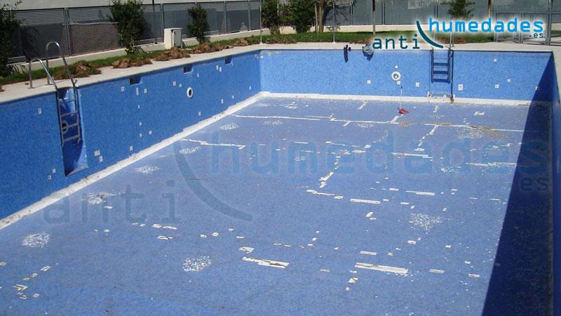 Reparacion de piscina soluciones para for Reparacion piscinas