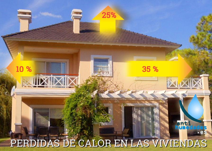 15 11 perdida de calor en las vivienda soluciones para los problemas de - Como solucionar problemas de condensacion en una vivienda ...
