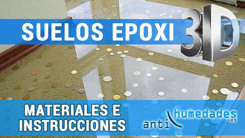 Protege tus suelos en 3d con resinas epoxi y poliuretano