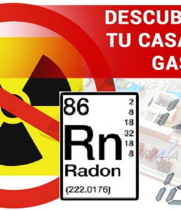 Evita que el gas radón se concentre en el interior de tu vivienda
