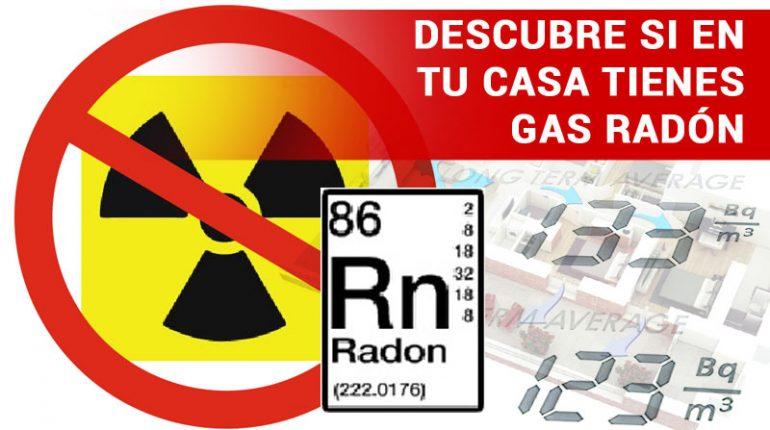 Vivienda sin rad n conoce los niveles de gas rad n en tu for Medicion de gas radon