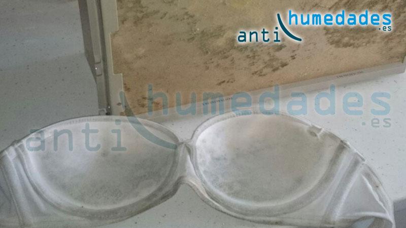 Problemas de humedad por falta de ventilación