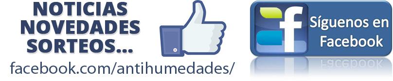 Antihumedades.es en Facebook