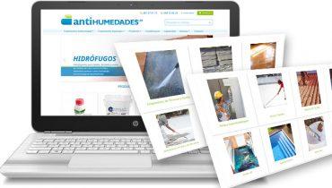 web antihumedades renovada adios a los problemas de humedad