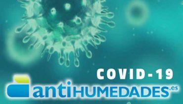 Información Coronavirus COVID 19 - Seguimos abiertos a su servicio pero #quedateencasa