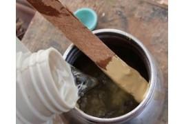 Disolventes para reducir la viscosidad en la pintura para mayor agarre