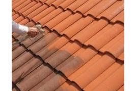 Pintura para tejados, impermeabiliza, aísla y presume de tejado nuevo