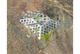 Rejillas de acero inoxidable para bocas de sumideros de Rejinox