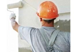 Pintura para fachadas, evita filtraciones de agua desde el exterior