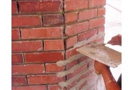 Productos para la reparación de grietas y consolidación de materiales