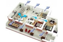 Sistemas de Ventilación Forzada para eliminar las humedades por condensación en casa