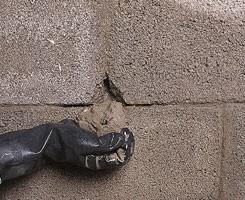Reparación de fugas y grietas