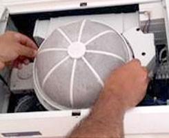 Recambios y Accesorios Ventilación Forzada