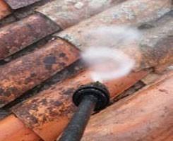 Limpiadores de tejados