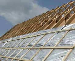 Aislantes térmicos para tejados