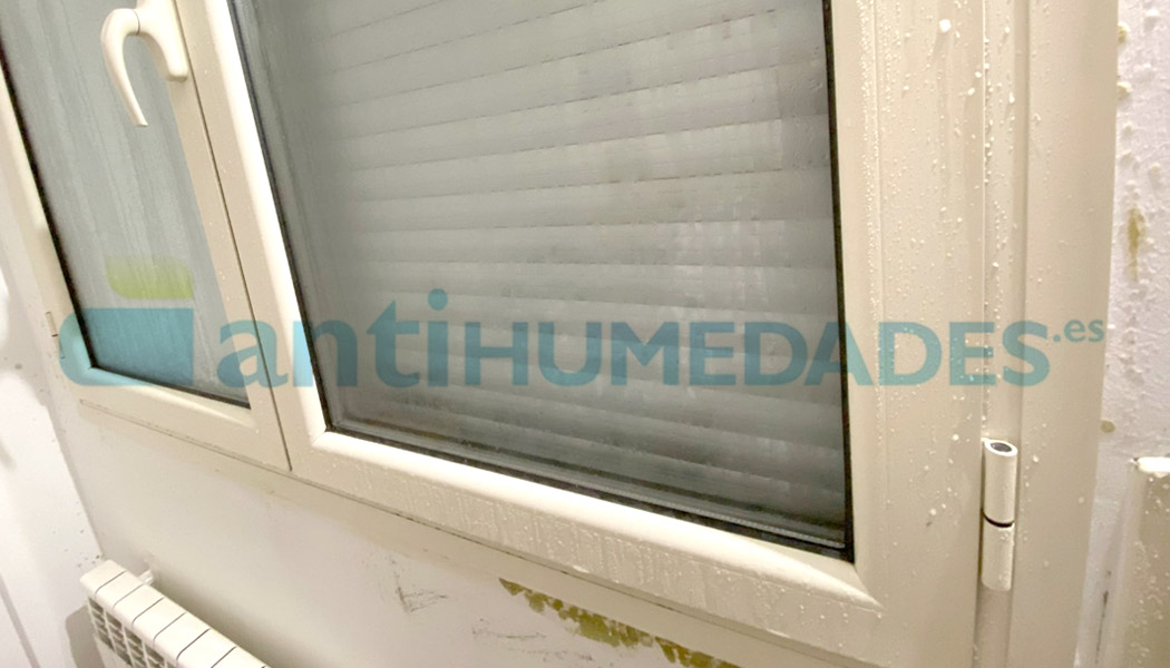 Sistema de Ventilación Forzada Sinco para combatir la humedad por condensación en el inerior de viviendas