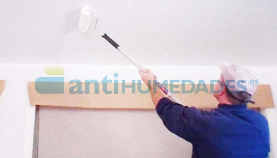Paintcal es una pintura impermeabilizante con base de cal ecológica transpirable que evita las humedades