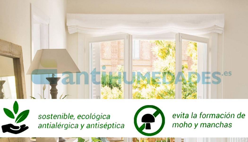 Paintcal es una pintura impermeabilizante con base de cal ecológica muy recomendada para interiores
