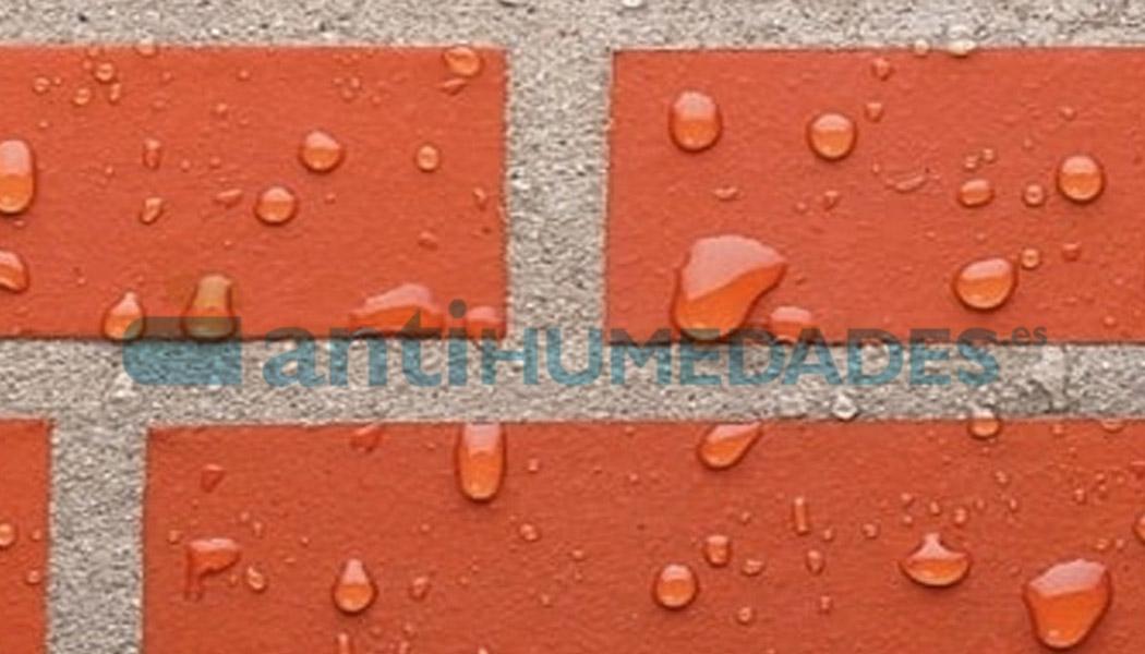 Repelente de agua y humedad ecológico superconcentrado con nanopartículas
