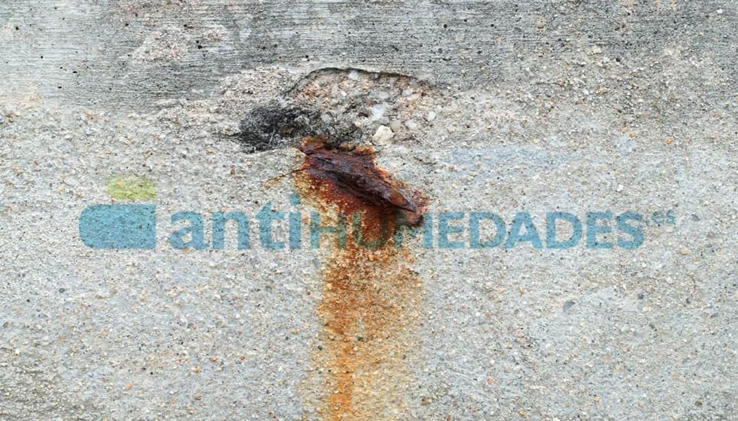 Limpiador desoxidante para manchas de óxido en piedra, hormigón, metales...