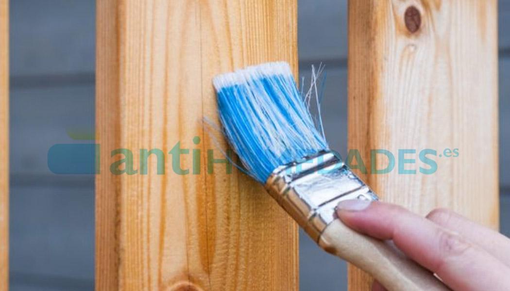 Lasura al Agua impermeabilizante para madera