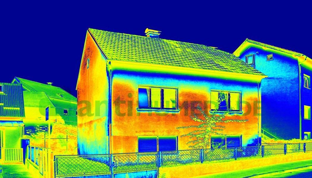 La pintura térmica rompe el puente térmico de la vivienda
