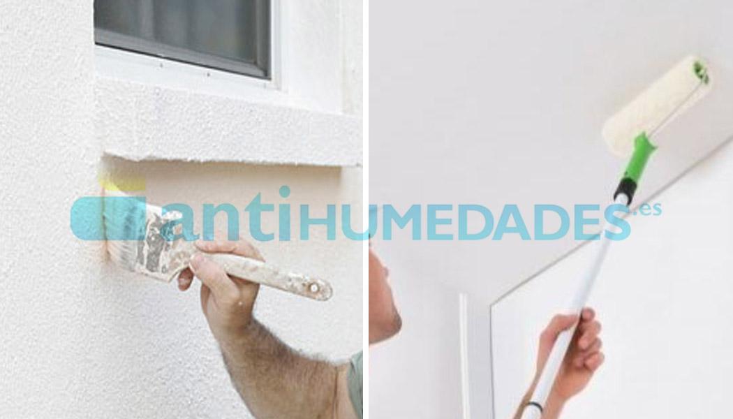 Pintura Térmica Sopgal para interior y exteriores