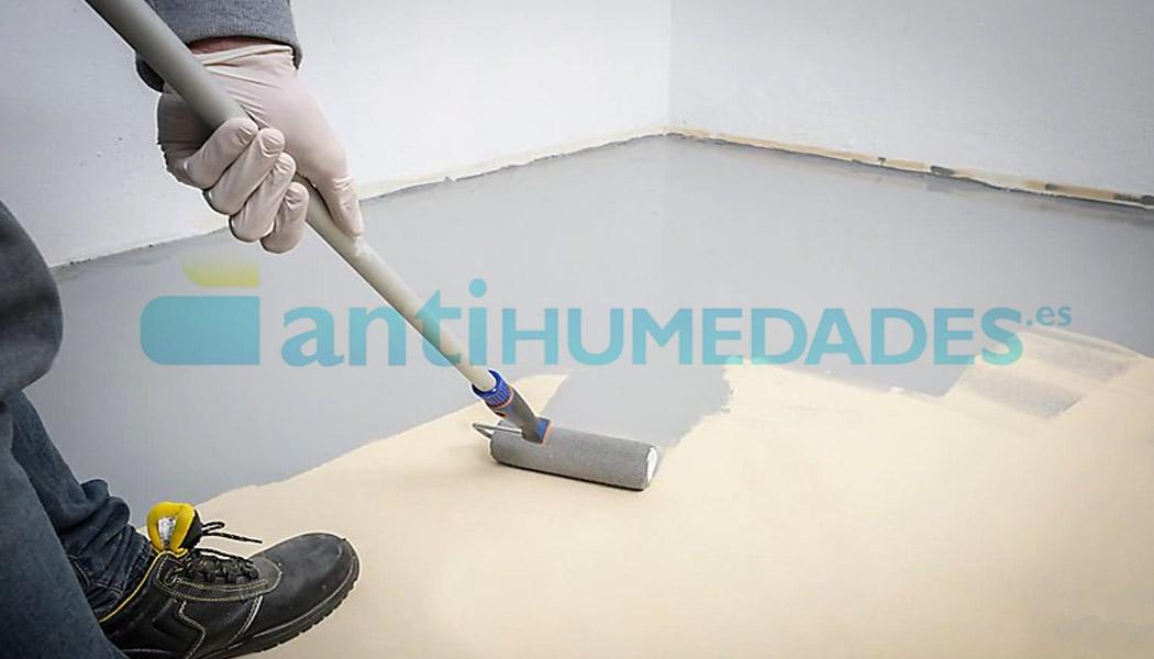 Pintura poliuretano para suelos